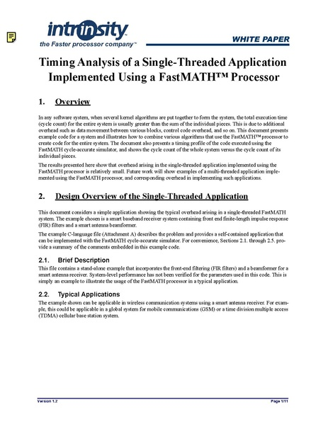 File:Intrinsity Timing of Single Threaded Application.pdf