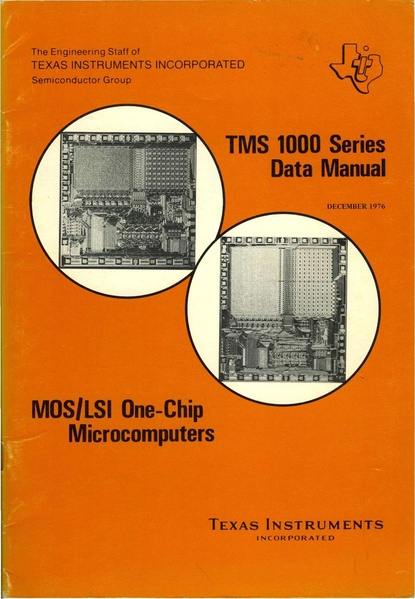 File:TMS 1000 Series Data Manual Dec76.pdf